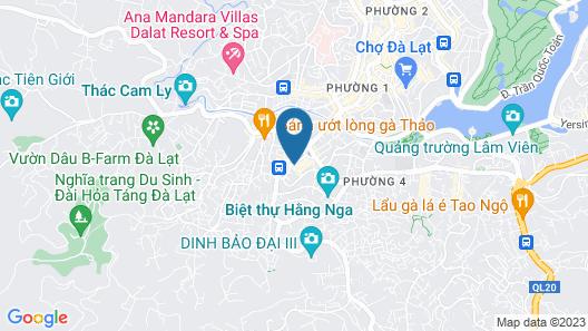 Tuan Kiet Hotel Map
