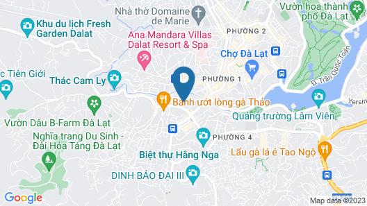 Phuong Lan Guesthouse Map