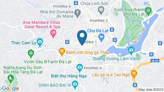 Minh Duc Hotel Map