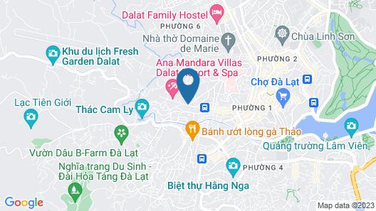 Robins Villa Map