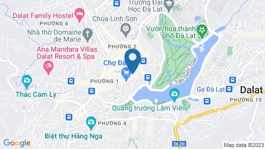 Maika Condotel DaLat Map