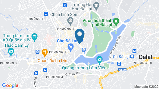Son Hung Hotel Map
