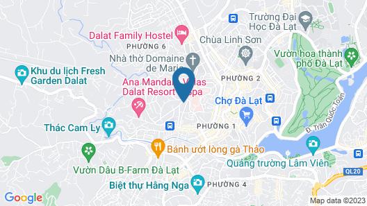 Villa Ngoc An Map