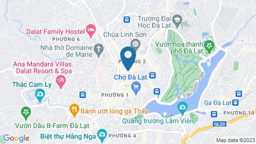 Dreams Hotel Map