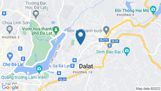Duong Xua Home Map