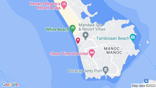 Hey! Jude South Beach Map
