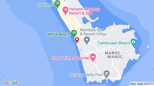 The Auhana Map
