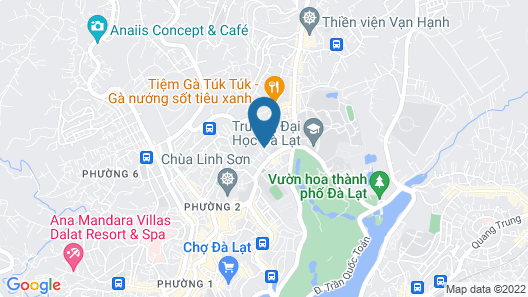 Reddoorz Anh Phuong Hotel Map