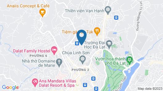 Tara House Map