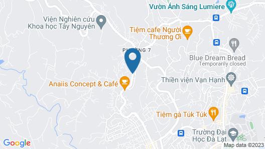 Mai Diamond Hotel Map