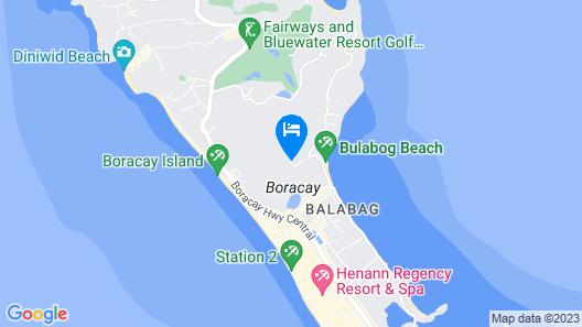 Boracay Private Mt. Casitas Villa Map