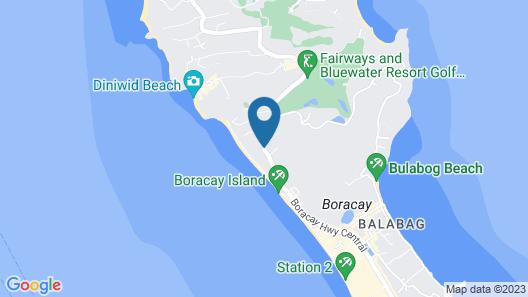 Ambassador In Paradise Resort Map