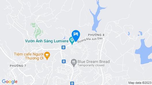 Minh Nguyen Boutique Map