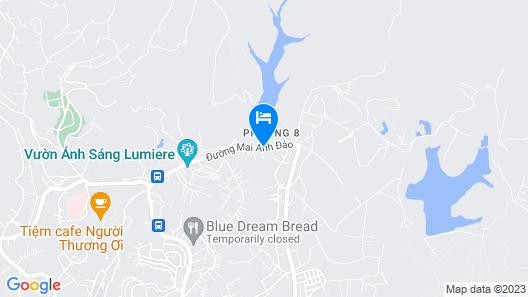 Doi Mong Mo Hotel Map