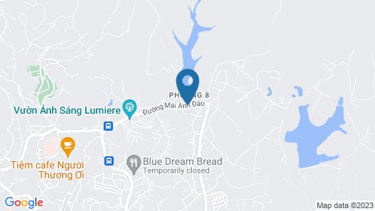 Ladalat Hotel Map
