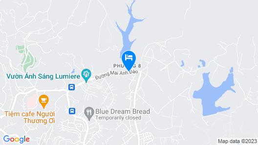 Khach san Phuong Nguyen Map