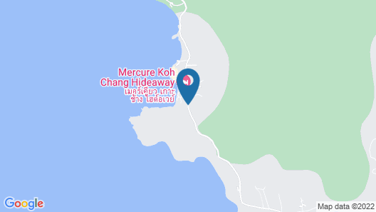 Mercure Koh Chang Hideaway Map