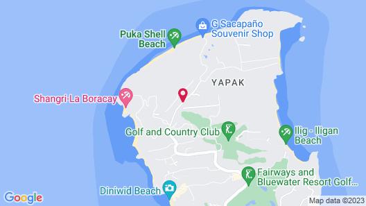 Alta Vista De Boracay Map