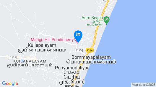 Mango Hill by POPPYS Map