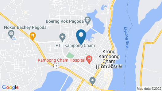 7 Makara Hotel Map