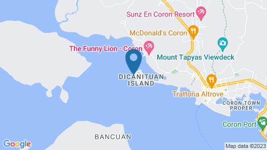 Discovery Island Resort Map