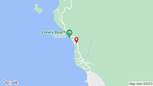 Nature Beach Resort Map