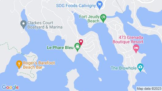 Egmont Retreat Map