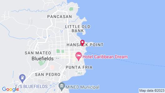 Hotel Casa Royale Map