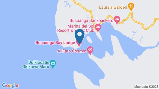 Busuanga Bay Lodge Map