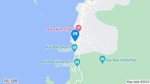 AWA Koh Chang Map