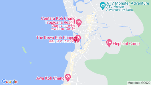 VAYNA Boutique Koh Chang Map