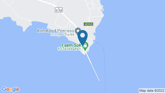 Check In & Chill Out Laem Sok Pier Map