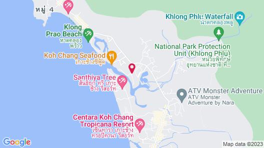 Aana Resort & Spa Map
