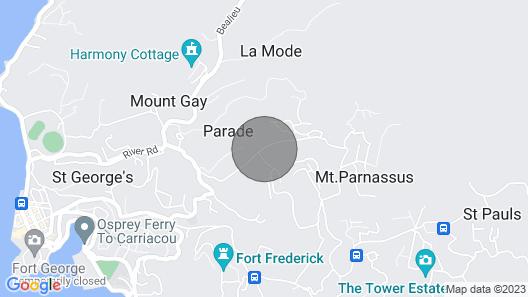 Springle's Quiet Place Map