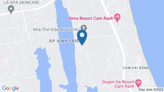 Hoang Sa Bai Dai Map