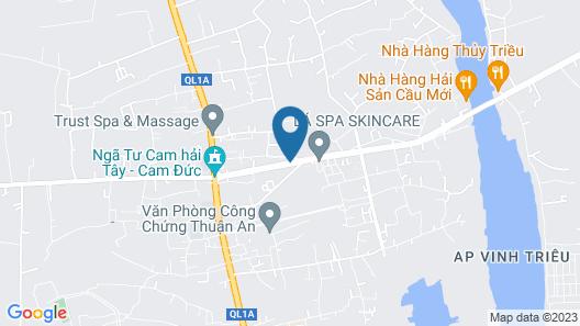 Hong Mai 2 Hotel Map