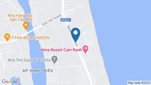 Vinpearl Resort & Spa Long Beach Nha Trang Map