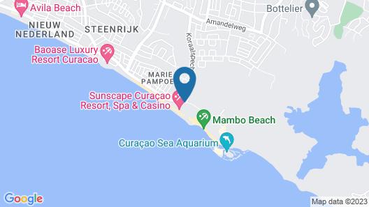 Sunscape Curacao Resort, Spa & Casino - All Inclusive Map