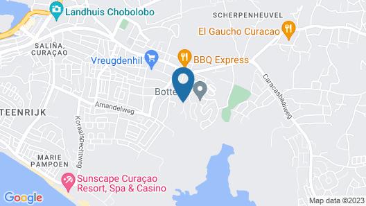 Advantage Mini Resort Map