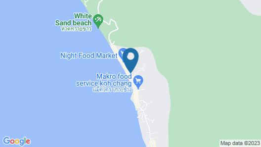 Kacha Resort and Spa Koh Chang Map