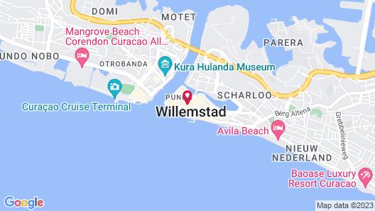 San Marco Hotel & Casino Map