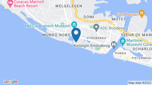 Corendon Mangrove Beach Resort - All Inclusive Map