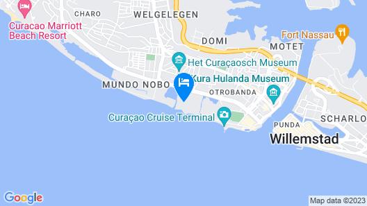 Corendon Mangrove Beach Resort Map