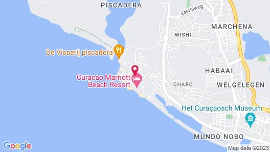 Dreams Curacao Resort, Spa & Casino Map