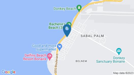 Resort Bonaire Map