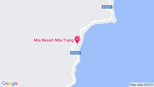 Mia Resort Nha Trang Map