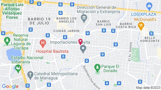 Hotel Don Carmelo Map