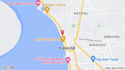 Treasure By The Sea Map