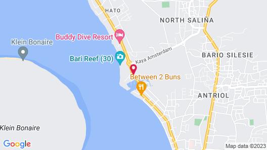 Harbour Village Beach Club Bonaire Map