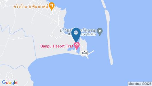 Banpu Resort Trat Map